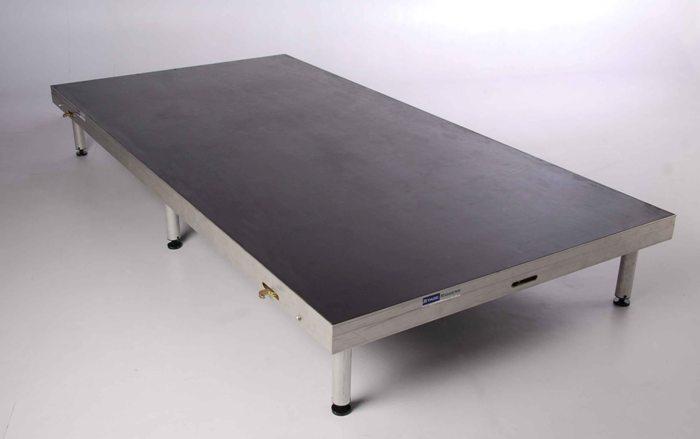 4'x8' aluminum stage platform