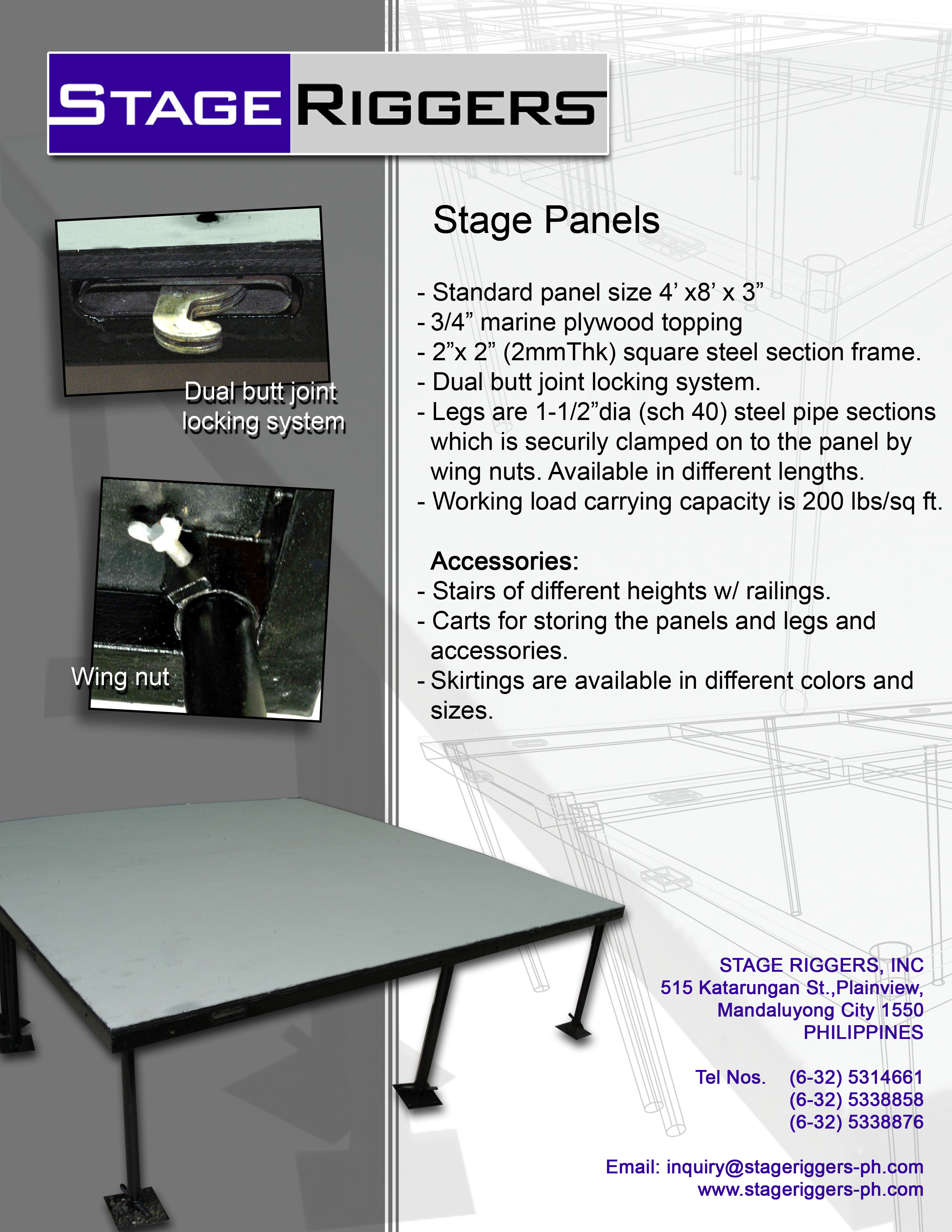 stagepanel