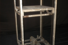 Elevating platform 1